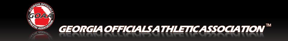 Georgia Officials Athletic Association